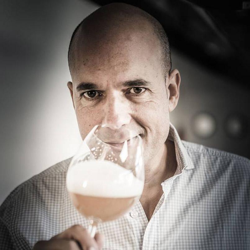 Juan Cereijo, director general de Cerveza Mica.